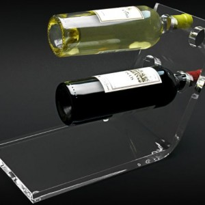 Levitate 4 Bottle Balancing Wine Holder