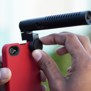 The iPhone Boom Mic