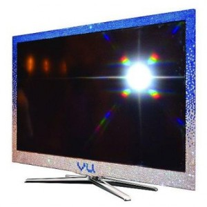 crystal-studded Televisions