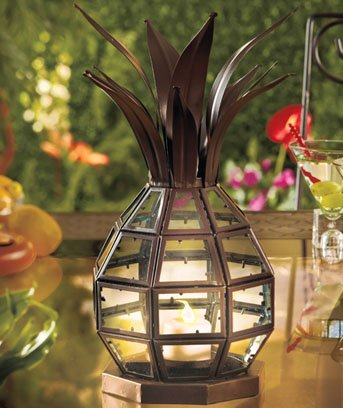 Pineapple Candle Lantern