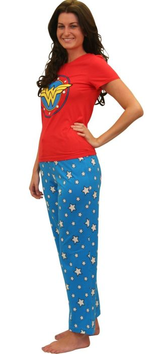 40% Discount: Wonder Woman Superhero Pajama