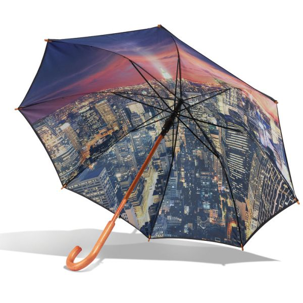 The Manhattan Skyline Umbrella