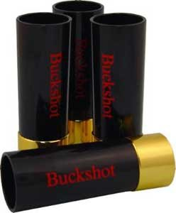 Buckshot Shotgun Shell Shot Glasses