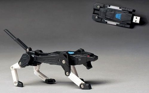 Transformer USB Flash Memory Drive 32GB