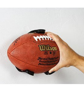 Ball Claw Wall Mount Football Holder