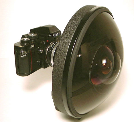 Giant 6mm Nikon Fisheye for $160k