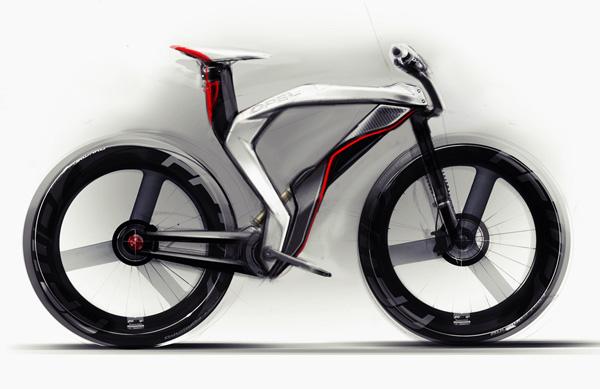 Opel Boomerang Bike