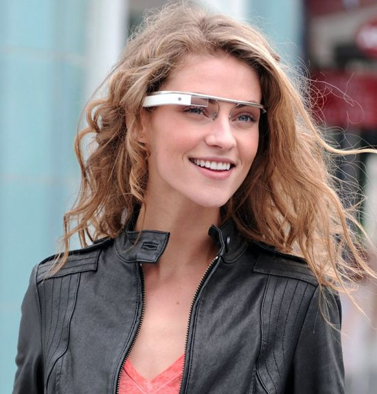 google AR glasses