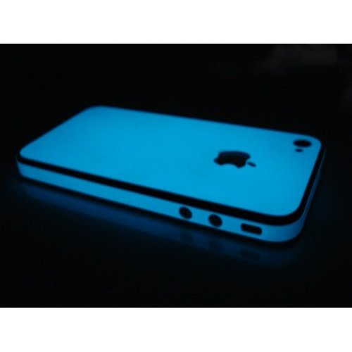 Blue Glow for iPhone 4S