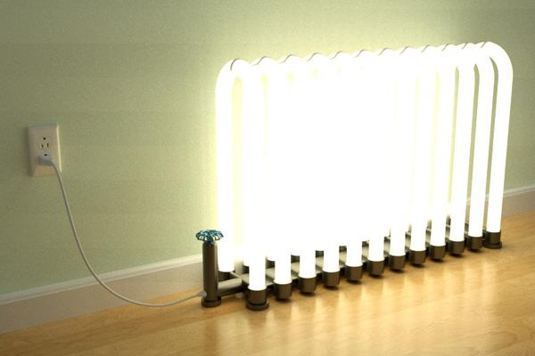 The Radiated Illumination