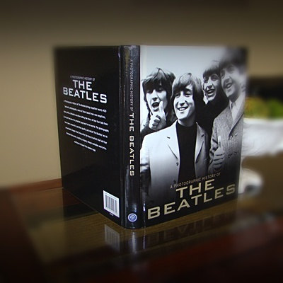 "iPad3/iPad2/iPad Book Style ""The Beatles"