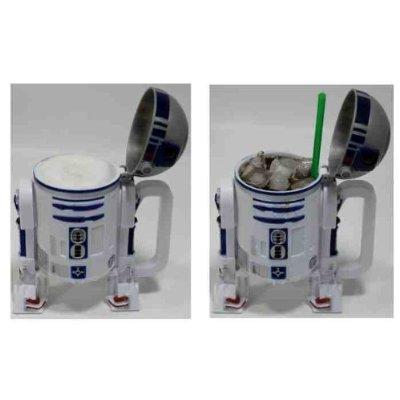 Star Wars R2-D2 Plastic Drink Stein Mug