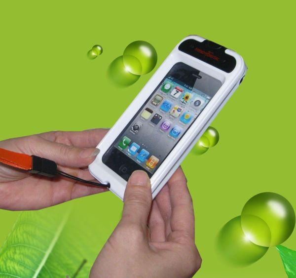 Waterproof Case for Apple iPhone 4, 4S