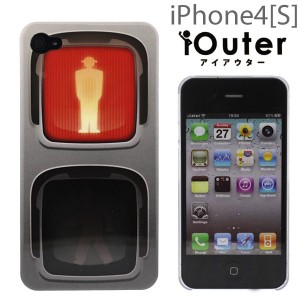 Traffic Light/Red case for iPhone 4S/4