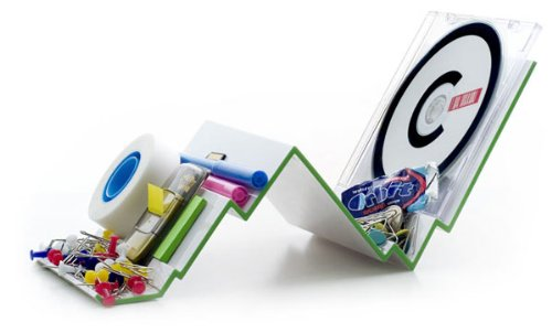Vector desk tidy