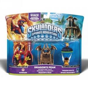 Skylanders Spyro's Adventure Pack - Dragons Peak