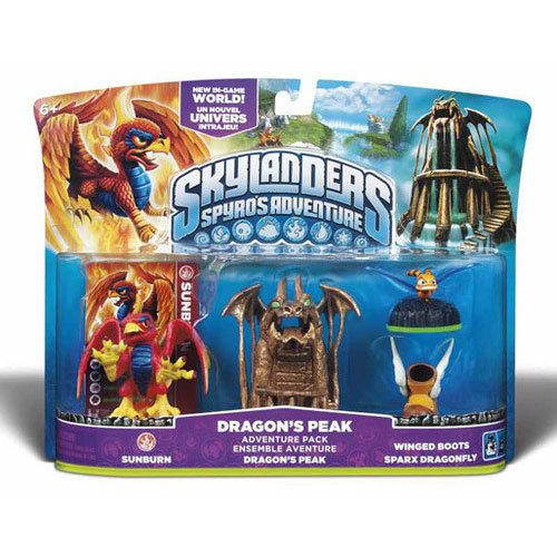 Skylanders Spyro's Adventure Pack - Dragons Peak