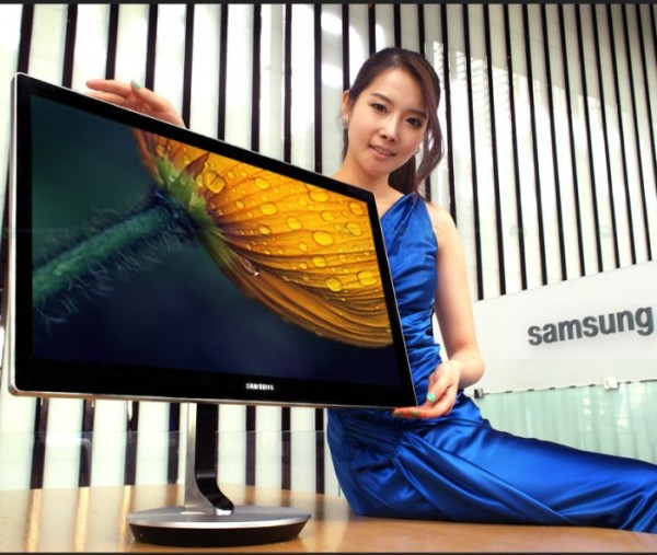 Samsung Release Premium Smart Monitor 970 with Better Picture Quality and Design in Korea