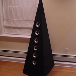 Pyramid 2.0 Speakers