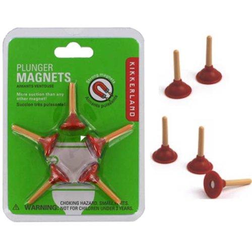 Plunger Magnets