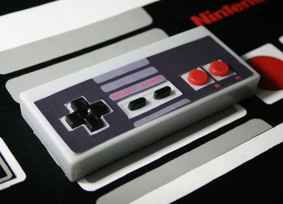 Soap Nintendo Controller