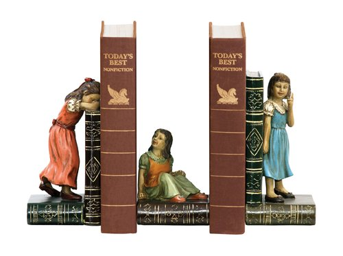 Child Games Bookend Trio