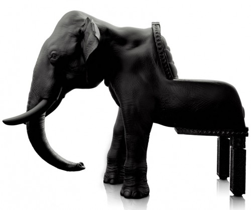 The Elephant Chair