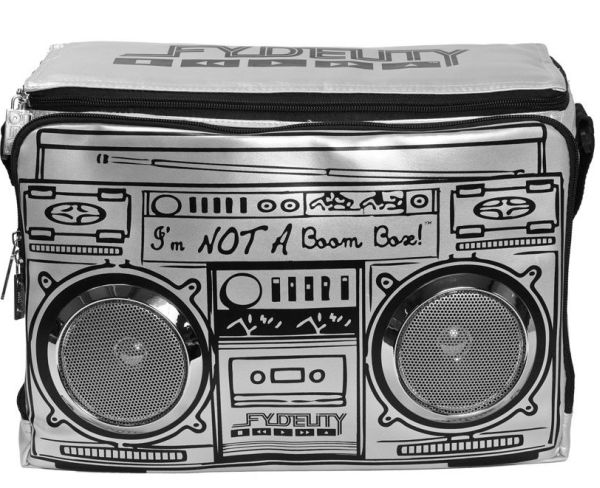 Super Jam Boom Box Music Cooler