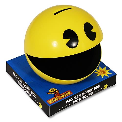 Pac-Man Electronic Sound Bank