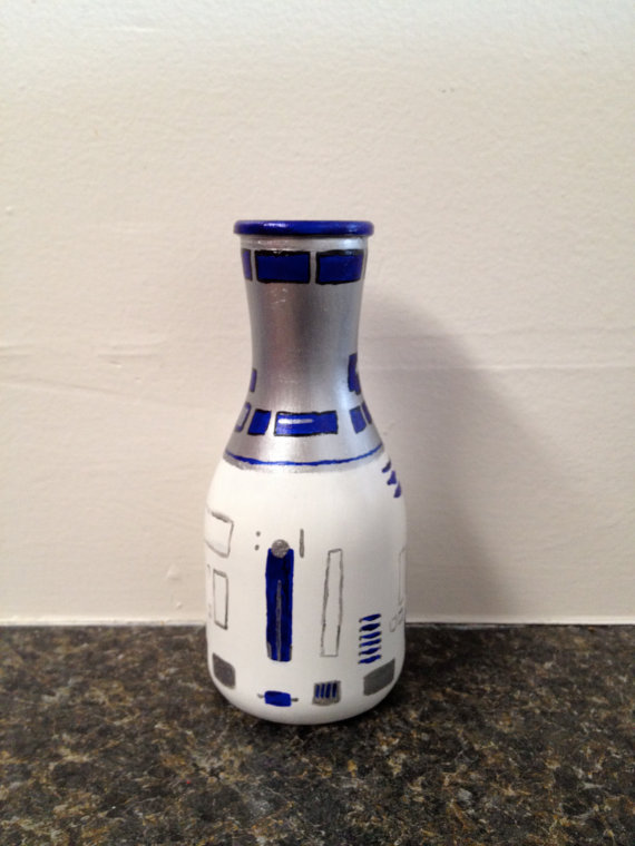 R2D2 Themed bottle