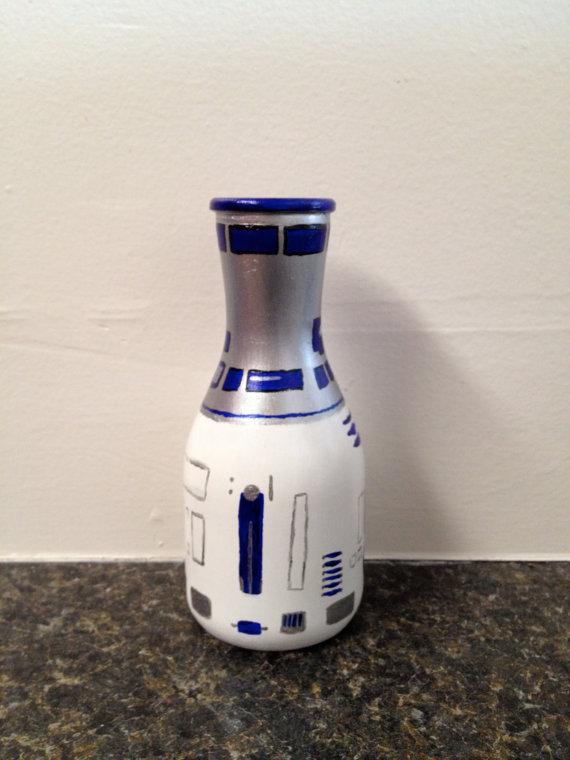 R2D2 Themed bottle