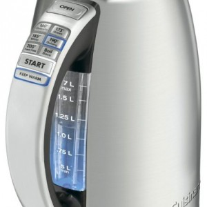 1.7-Liter Stainless Steel Cordless Electric Kettle