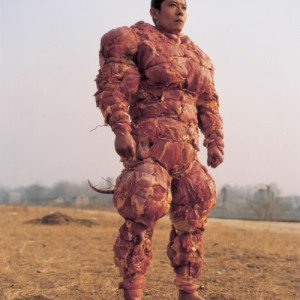 Zhang Huan's Meat Battledress