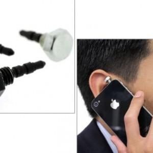 Plug Apli Bolt Earphone Jack Accessory