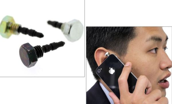Plug Apli Bolt Earphone Jack Accessory