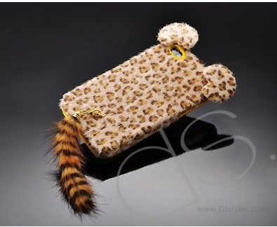 Tail Series iPhone 4 and 4S Silicone Case