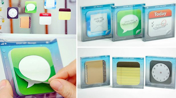 App Icon Sticky Notes