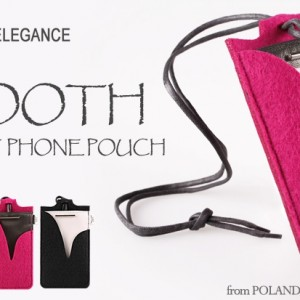SOX TOOTH iPhone Pouch