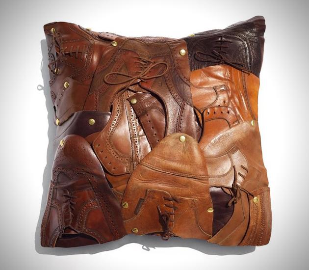 Shoes pillow