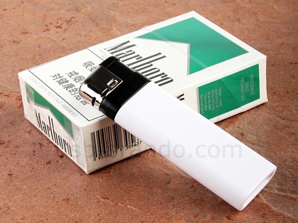 USB Lighter Shaped Flash Drive