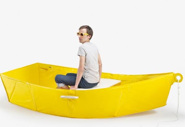 ar-vag folding boat