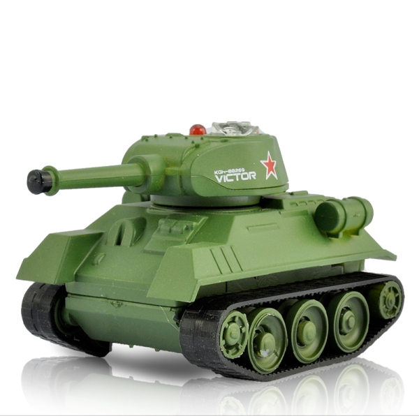 Motion Controlled Tank Toy for Android OS Devices