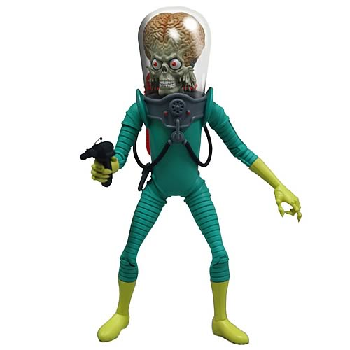 Martian Soldier 6-Inch Action Figure
