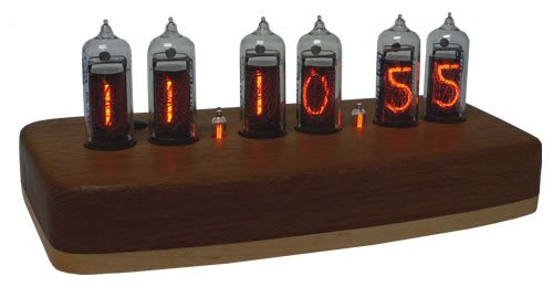 Nixie Tube Clock Kit