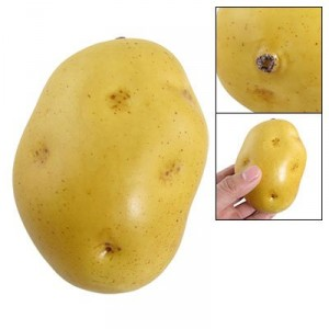 Potato Imitation Decorative Foam Vegetables
