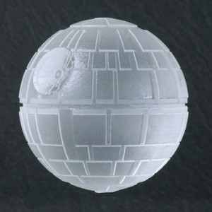 Death Star Ice Cubes