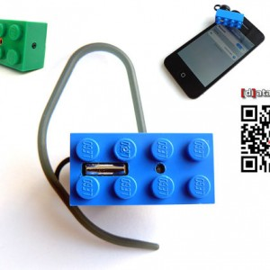 Bluetooth InEar Headset in original Lego
