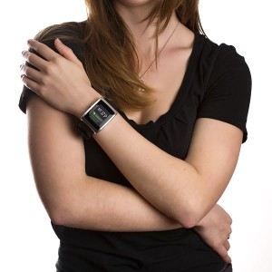 InPulse Smartphone Notification Watch For Android and BlackBerry