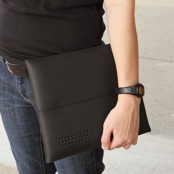 PadManila Leather Padded Sleeve For iPad