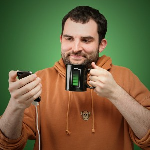 Battery Thermokruzhkus Mug